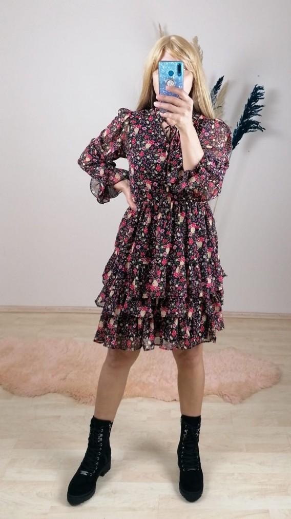 Şifon Elbise