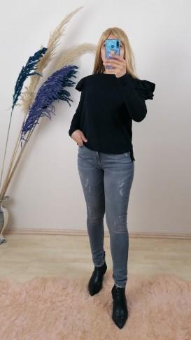 Skınny Big Size Jean Pantalon - Mavİ